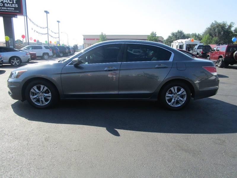 2012 Honda Accord for sale at Impact Auto Sales in Wenatchee WA