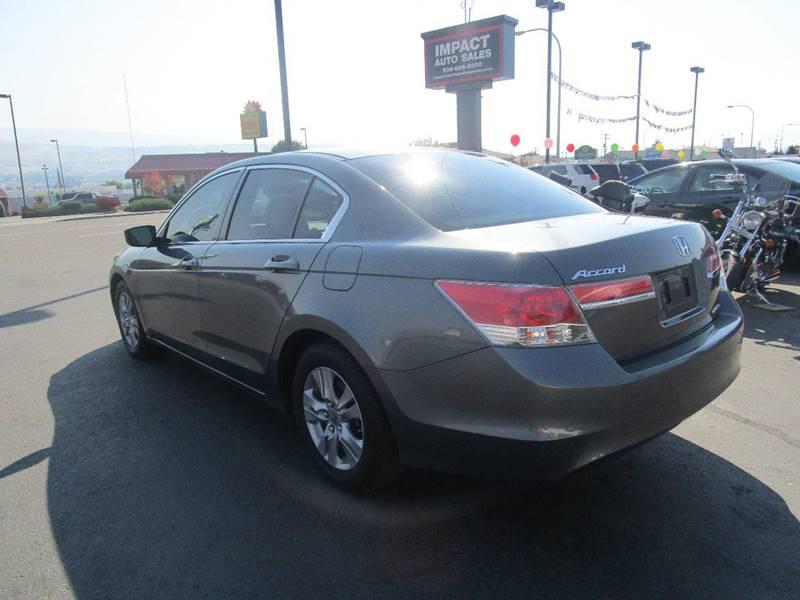 2012 Honda Accord for sale at Impact Auto Sales in Brewster WA
