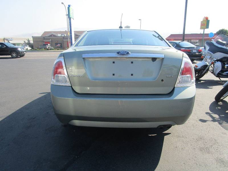 2009 Ford Fusion for sale at Impact Auto Sales in Wenatchee WA