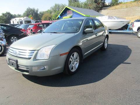 2009 Ford Fusion for sale at Impact Auto Sales in Brewster WA