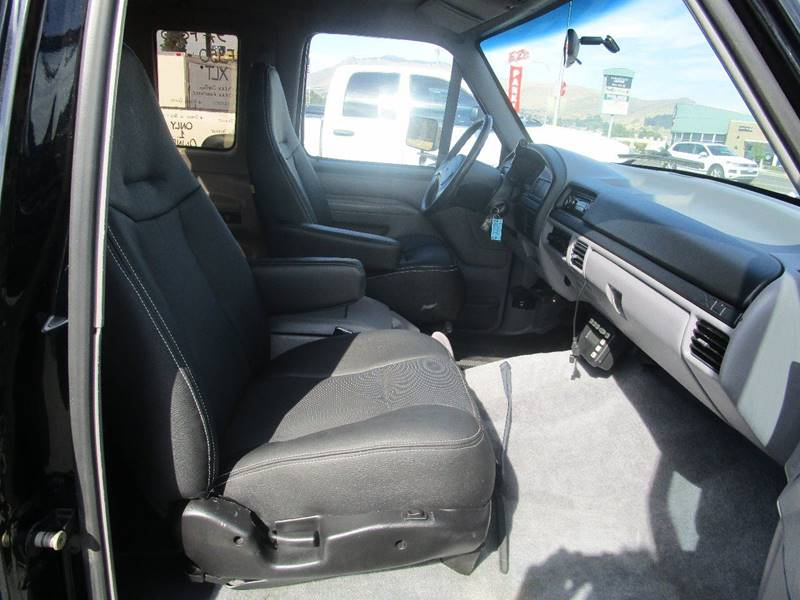 1997 Ford F-350 for sale at Impact Auto Sales in Wenatchee WA