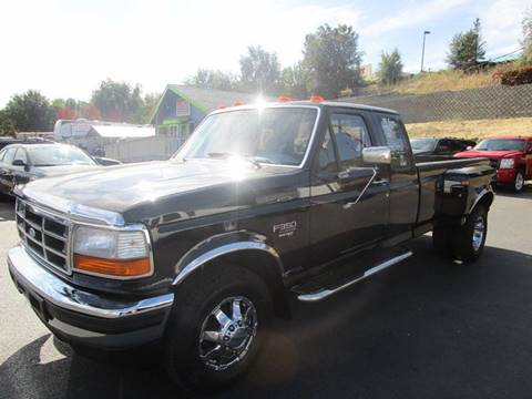 1997 Ford F-350 for sale at Impact Auto Sales in Brewster WA