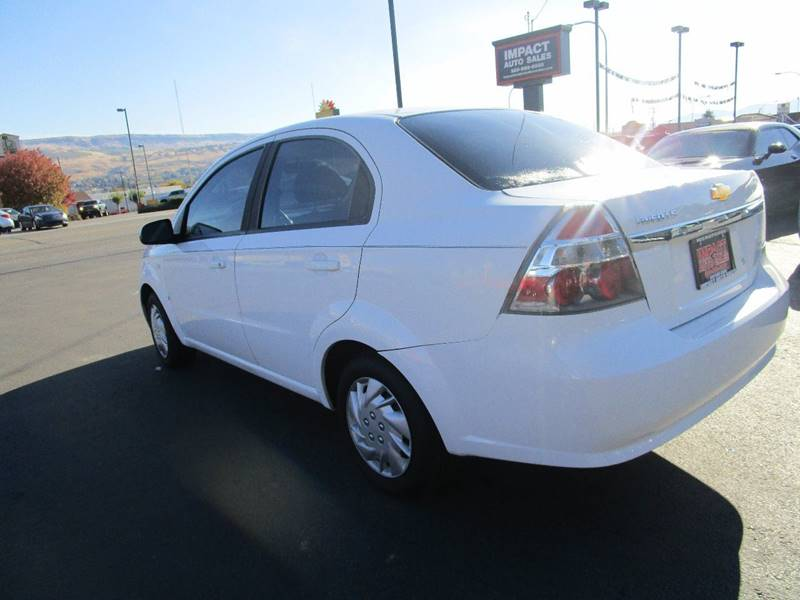 2007 Chevrolet Aveo for sale at Impact Auto Sales in Brewster WA