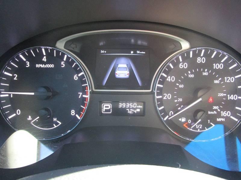 2015 Nissan Altima for sale at Impact Auto Sales in Wenatchee WA
