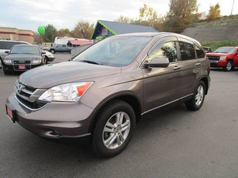 2010 Honda CR-V for sale at Impact Auto Sales in Brewster WA