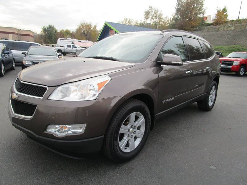 2009 Chevrolet Traverse for sale at Impact Auto Sales in Wenatchee WA