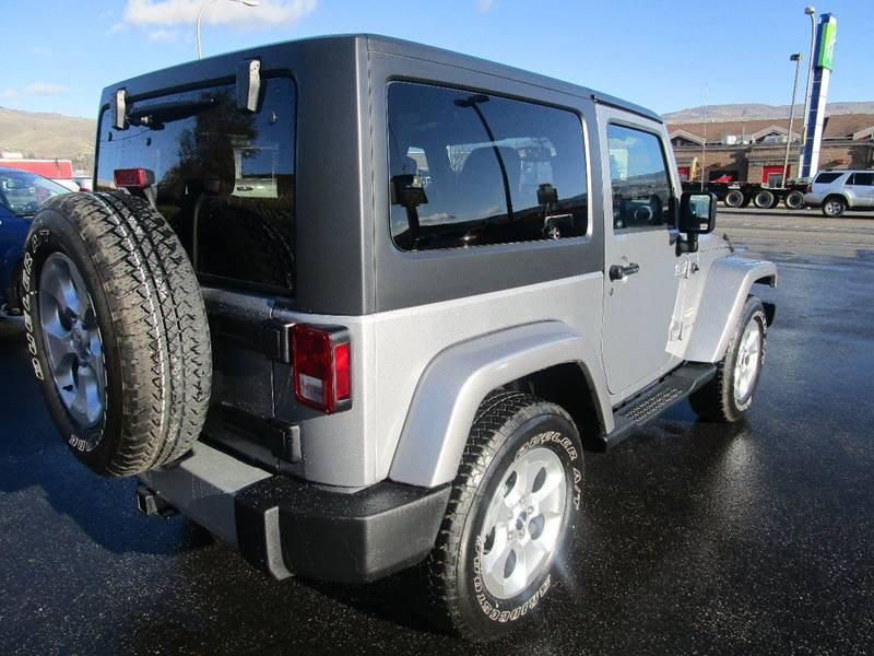 2014 Jeep Wrangler for sale at Impact Auto Sales in Wenatchee WA