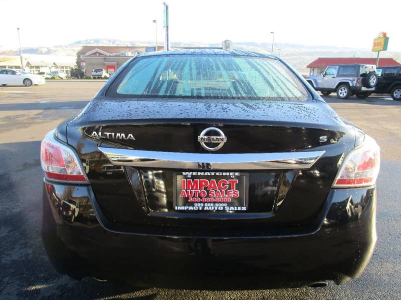 2015 Nissan Altima for sale at Impact Auto Sales in Brewster WA