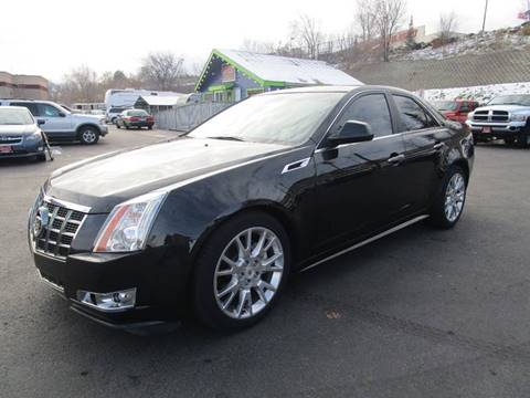 2013 Cadillac CTS for sale at Impact Auto Sales in Wenatchee WA