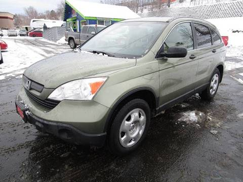 2007 Honda CR-V for sale at Impact Auto Sales in Wenatchee WA