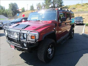 2003 HUMMER H2 for sale at Impact Auto Sales in Wenatchee WA