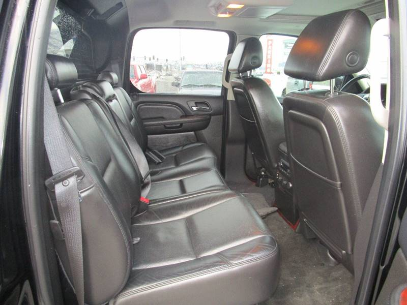 2008 Cadillac Escalade EXT for sale at Impact Auto Sales in Wenatchee WA