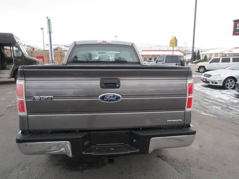 2011 Ford F-150 for sale at Impact Auto Sales in Brewster WA