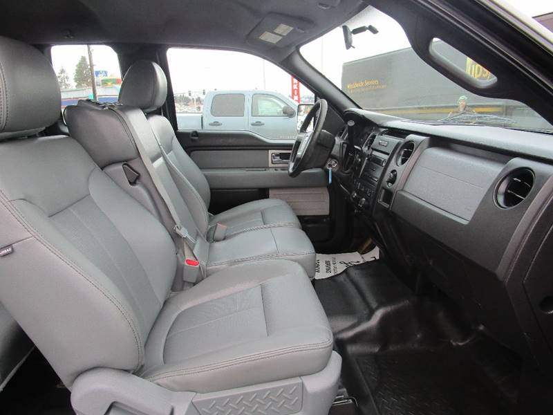 2011 Ford F-150 for sale at Impact Auto Sales in Wenatchee WA