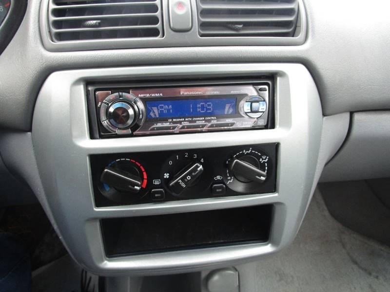 2003 Mitsubishi Galant for sale at Impact Auto Sales in Wenatchee WA