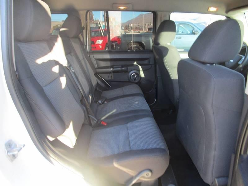 2010 Jeep Commander for sale at Impact Auto Sales in Wenatchee WA