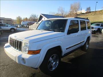 2010 Jeep Commander for sale at Impact Auto Sales in Wenatchee WA