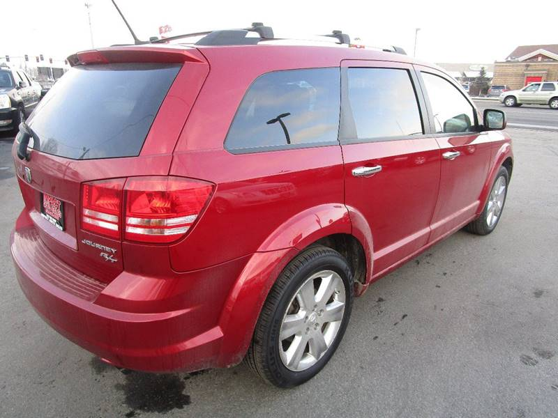 2009 Dodge Journey for sale at Impact Auto Sales in Brewster WA