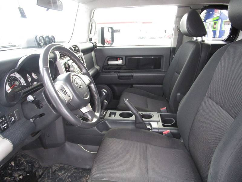 2007 Toyota FJ Cruiser for sale at Impact Auto Sales in Wenatchee WA
