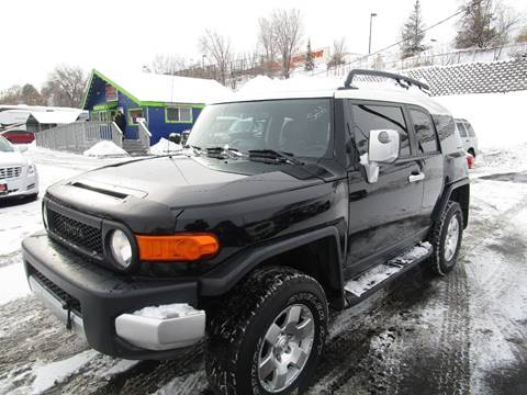 2007 Toyota FJ Cruiser for sale at Impact Auto Sales in Brewster WA