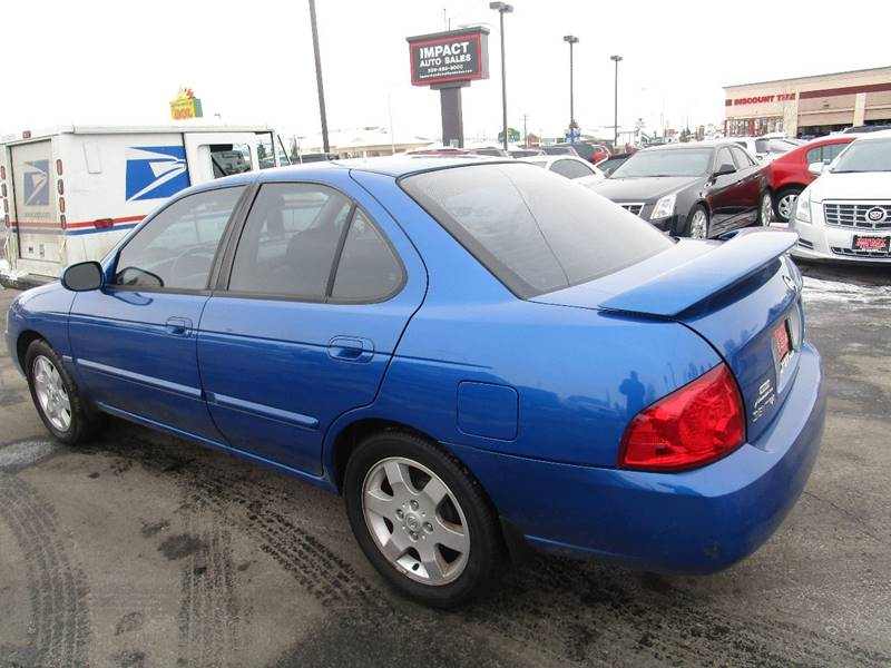 2006 Nissan Sentra for sale at Impact Auto Sales in Wenatchee WA