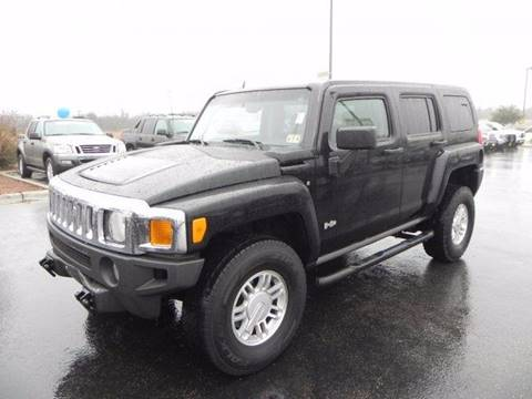 2006 HUMMER H3 for sale at Impact Auto Sales in Brewster WA