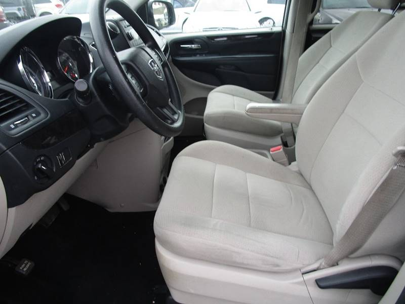 2012 Dodge Grand Caravan for sale at Impact Auto Sales in Wenatchee WA