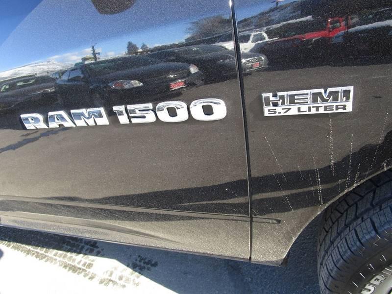 2011 RAM Ram Pickup 1500 for sale at Impact Auto Sales in Wenatchee WA