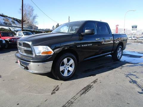 2011 RAM Ram Pickup 1500 for sale at Impact Auto Sales in Wenatchee WA