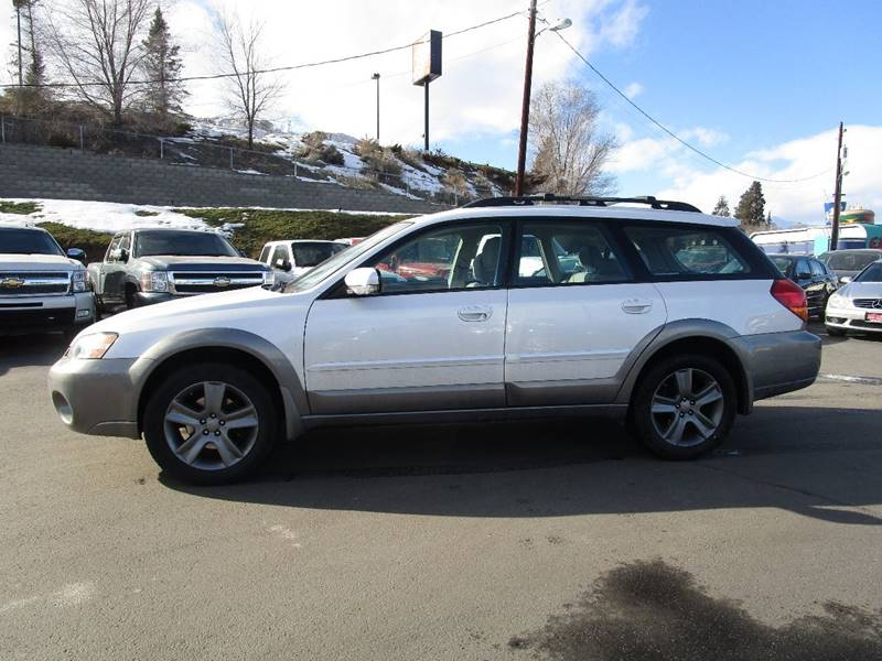 2005 Subaru Outback for sale at Impact Auto Sales in Wenatchee WA