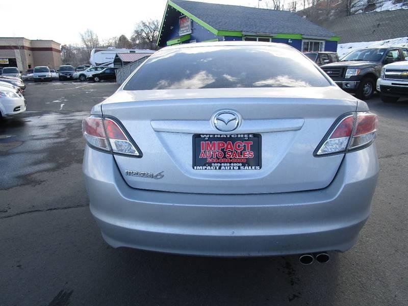 2011 Mazda MAZDA6 for sale at Impact Auto Sales in Wenatchee WA