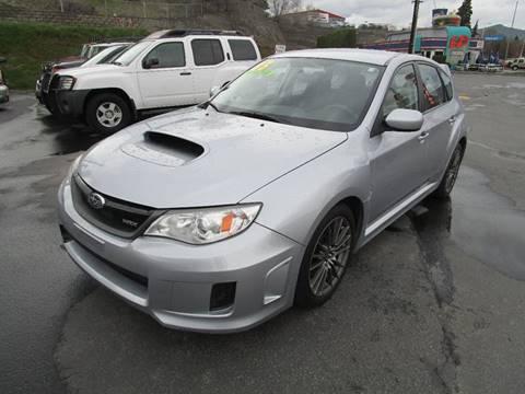 2013 Subaru Impreza for sale at Impact Auto Sales in Wenatchee WA