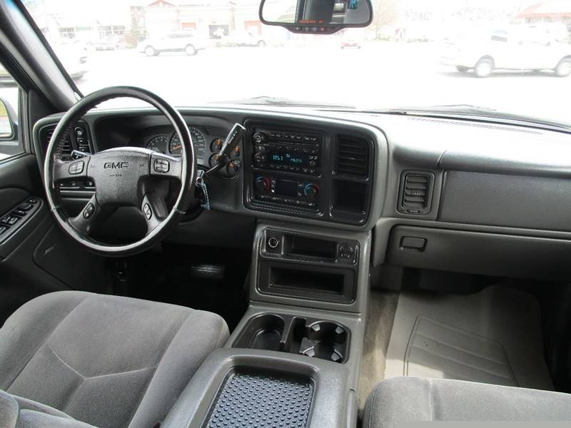 2005 GMC Sierra 1500 for sale at Impact Auto Sales in Brewster WA