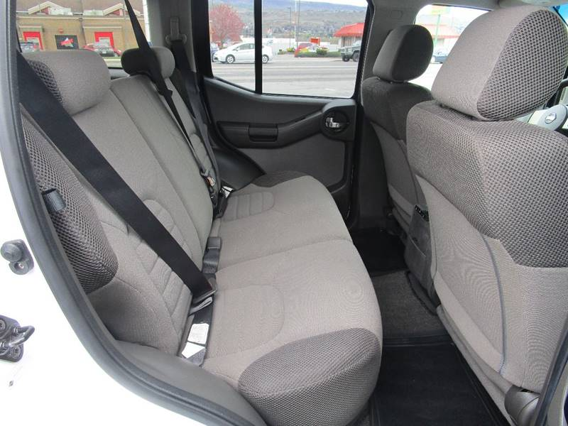 2007 Nissan Xterra for sale at Impact Auto Sales in Brewster WA