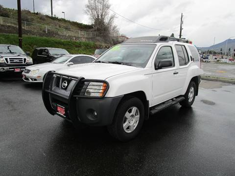 2007 Nissan Xterra for sale at Impact Auto Sales in Wenatchee WA