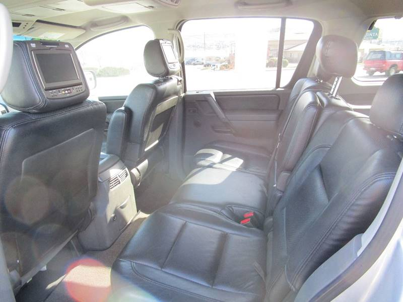 2007 Nissan Armada for sale at Impact Auto Sales in Wenatchee WA