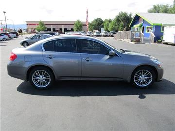 2012 Infiniti G37 Sedan for sale at Impact Auto Sales in Wenatchee WA