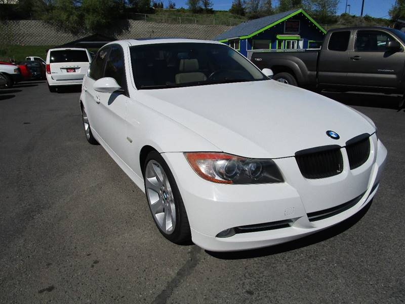 2007 BMW 3 Series for sale at Impact Auto Sales in Wenatchee WA