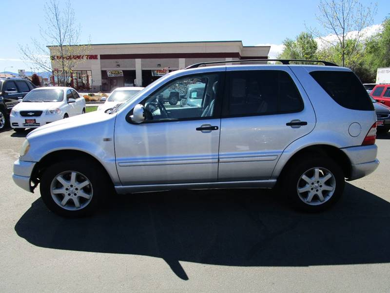 2000 Mercedes-Benz M-Class for sale at Impact Auto Sales in Wenatchee WA