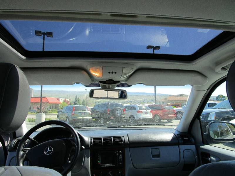 2000 Mercedes-Benz M-Class for sale at Impact Auto Sales in Brewster WA