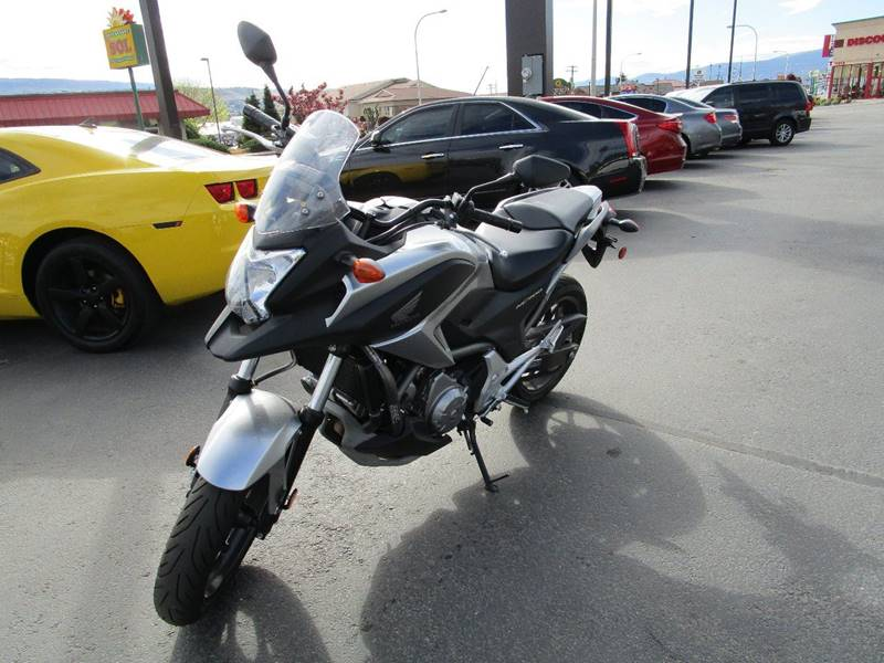 2012 Honda 700XC for sale at Impact Auto Sales in Brewster WA