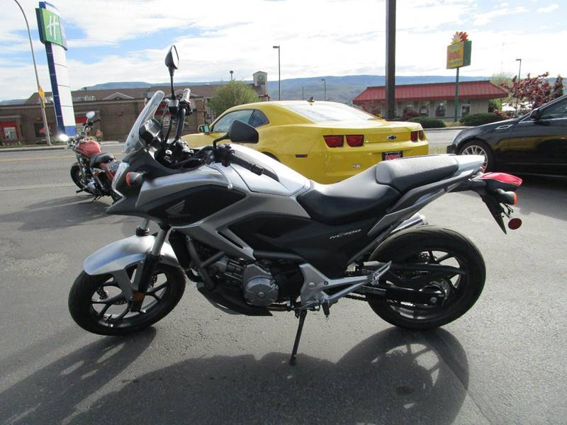 2012 Honda 700XC for sale at Impact Auto Sales in Wenatchee WA