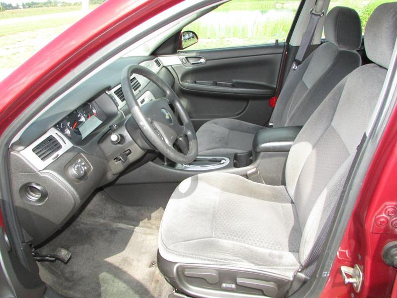 2008 Chevrolet Impala LT 4dr Sedan In Delaware OH - 42 Automotive
