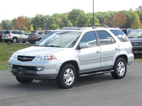 2002 Acura MDX for sale in Delaware, OH