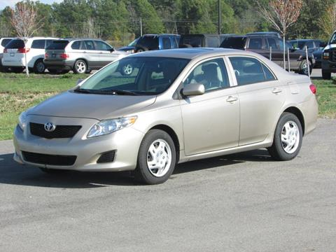 2009 Toyota Corolla for sale in Delaware, OH