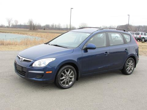 2012 Hyundai Elantra Touring for sale in Delaware, OH