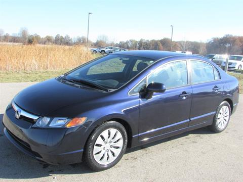2007 Honda Civic for sale in Delaware, OH