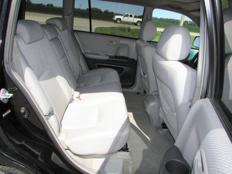2005 Toyota Highlander Limited 4dr SUV w/3rd Row - Delaware OH