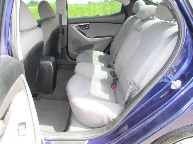 2013 Hyundai Elantra GLS 4dr Sedan 6A - Delaware OH