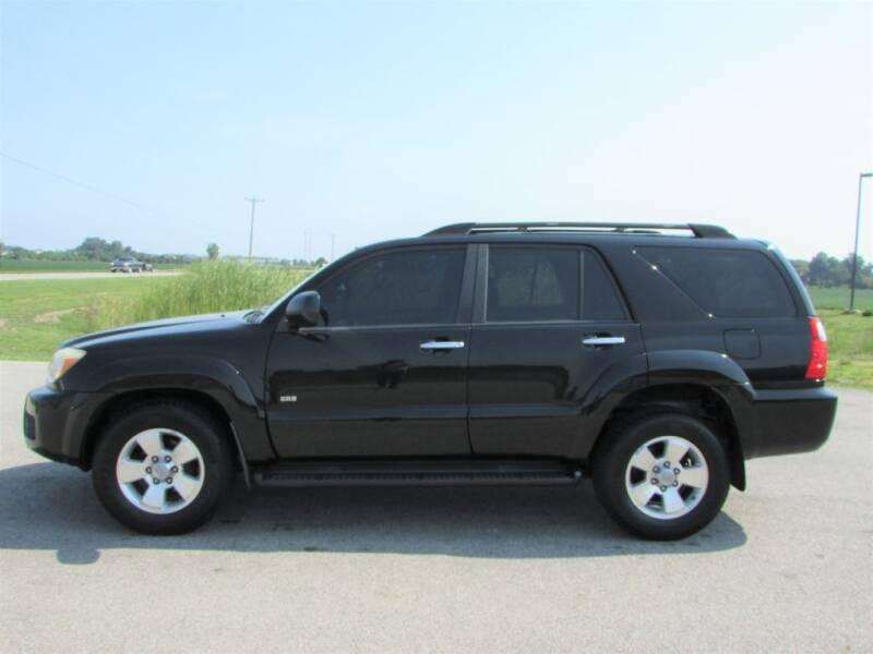 2008 Toyota 4Runner 4x2 SR5 4dr SUV (4.0L V6) - Delaware OH